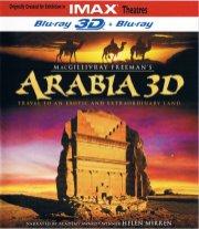 arabia - 3d imax - Blu-Ray