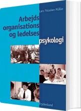 arbejds-, organisations- og ledelsespsykologi - bog