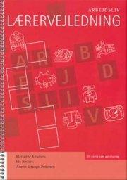 arbejdsliv - lærervejledning - bog