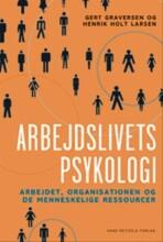 arbejdslivets psykologi - bog