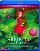 ariettys hemmelige verden - Blu-Ray