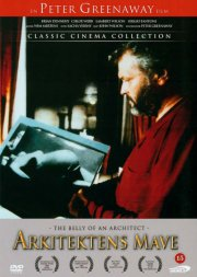 arkitektens mave / the belly of an architect - DVD