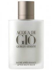 gio armani aftershave - acqua di gio after shave balm til mænd - 100 ml. - Hudpleje