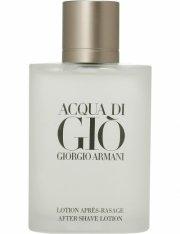 gio armani aftershave - acqua di gio after shave creme til mænd - 100 ml. - Hudpleje