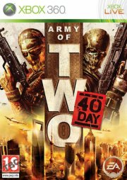 army of two: the 40th day (classics) - xbox 360