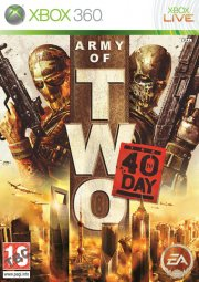 army of two: the 40th day - xbox 360