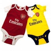 arsenal merchandise - bodystocking til baby - 6-9 mdr - Babyudstyr