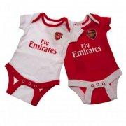 arsenal merchandise - bodystocking til baby - 12-18 mdr - Merchandise