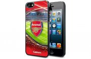 iphone 5 / 5s / 5se arsenal cover - iphone 5/5s/5se - hard case - 3d - Mobil Og Tilbehør