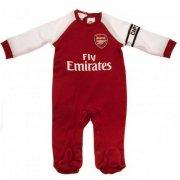arsenal merchandise - sparkedragt / nattøj til baby - 3-6 mdr - Babyudstyr