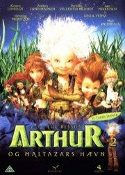 arthur 2 og maltazars hævn - DVD