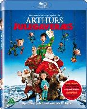 arthurs julegaveræs / arthurs christmas - Blu-Ray