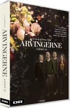 arvingerne - sæson 2 - DVD