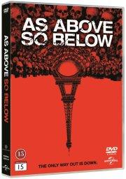 as above so below - DVD