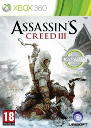 assassin's creed iii (3) (classics) (nordic) - xbox 360