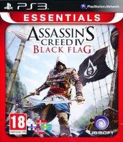 assassin's creed iv (4) black flag - essentials (nordic) - PS3