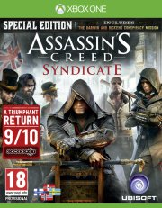 assassin's creed: syndicate - special edition (nordic) - xbox one