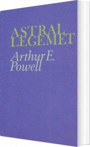 astrallegemet og astrale fænomener - bog