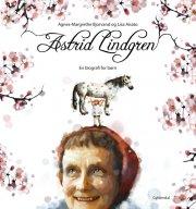 astrid lindgren - en biografi for børn - bog