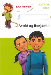 astrid og benjamin - bog
