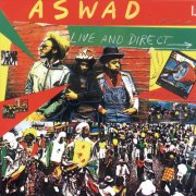 aswad - live and direct - cd