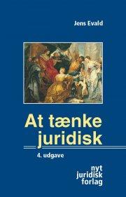 at tænke juridisk 4. udg - bog