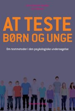at teste børn og unge - bog