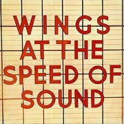 wings - at the speed of sound - Vinyl / LP