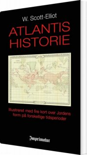 atlantis´ historie - bog