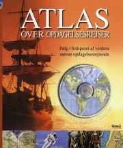 atlas over opdagelsesrejser - bog