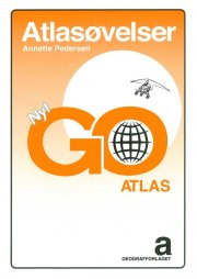 atlasøvelser a til nyt go atlas - klassesæt - bog
