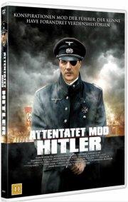 stauffenberg / attentatet mod hitler - DVD