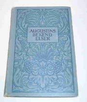 augustins bekendelser - bog