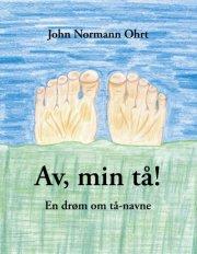 av, min tå! - bog