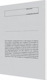 avantgardens selvmord - bog