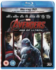 the avengers 2: age of ultron - 3d+2d - Blu-Ray