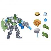avengers - hero mashers feature action figur - hulk - Figurer
