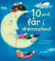 10 små får i drømmeland - bog