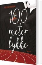 100 meter lykke - bog