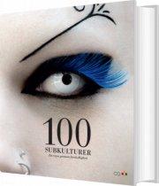100 subkulturer - bog