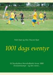 1001 dags eventyr - bog