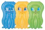 bademadras / luftmadras til pool - blæksprutte - Bade Og Strandlegetøj