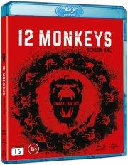 12 monkeys - sæson 1 - Blu-Ray