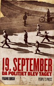 19. september. da politiet blev taget - bog