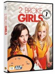 2 broke girls - sæson 1 - DVD