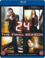 24 timer - sæson 8 - den sidste sæson - Blu-Ray