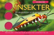 3d bog om insekter - bog