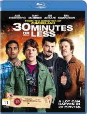30 minutes or less - Blu-Ray