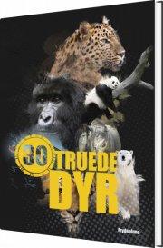 30 truede dyr - bog