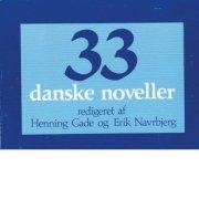 33 danske noveller - bog